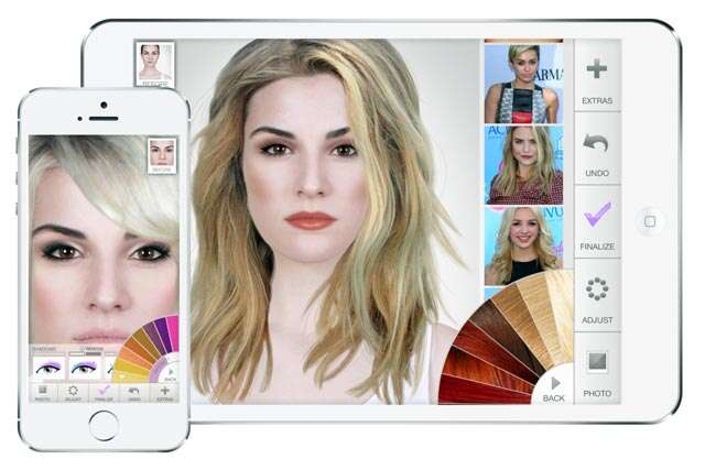 Beauty Apps You Need To Have On Your Phone NowFeminain Feminain - Hairstyle colour app