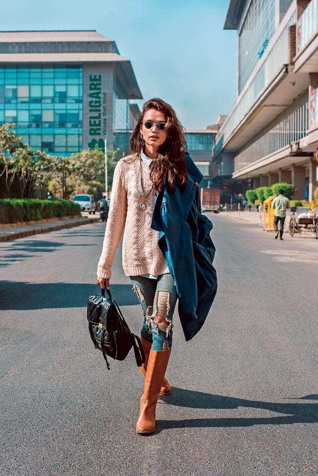 Street Fashion from Delhi!. Street Fashion from India Pinterest 4