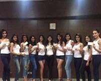 Yamaha Fascino Miss Diva 2016 Mumbai semi-finalists