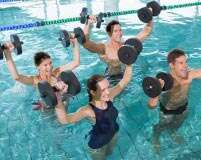 3 pool exercises that burn fat fast