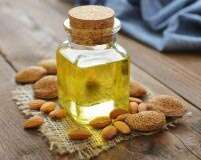 5 Benefits of Sweet Almond Oil or Badam Oil for Skin & Hair