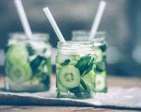 Here's why cucumber-infused water is great for you