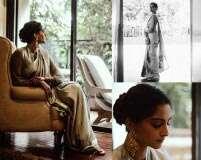 Get Sonam Kapoor's vintage sari look