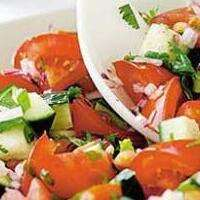 Recipe: Spanish Salad