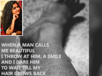 Delhi girl's poem on body hair is so painful, it went viral