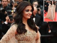 12 Stunning photos of Aishwarya Rai at Cannes