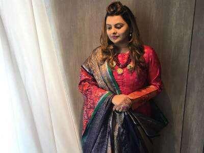 Designer Gaurang Shah S Handloom Creation Makes Way To Cannes Femina In