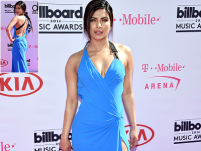 Priyanka Chopra's fashion at Billboard Music Award