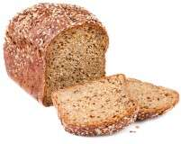 Recipes for gluten-free almond, coconut and flaxseed bread