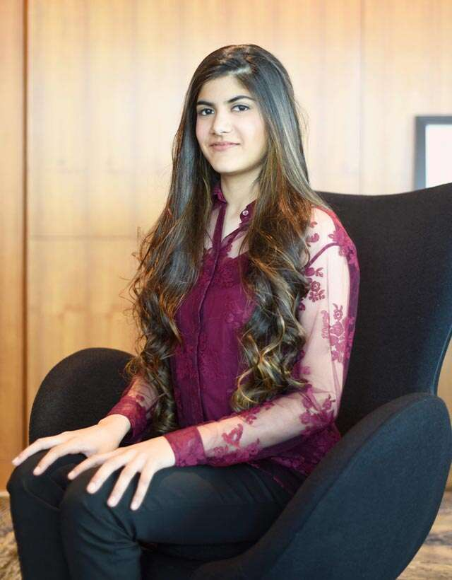 Ananya Birla is young, smart and raring to go