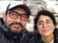 Aamir Khan and Kiran Rao enjoy a quiet getaway in Arunachal Pradesh