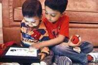 iPad game may cure visual impairment in kids