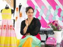 Masaba Gupta designs T-shirts for Global Citizen Festival