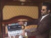 Watch: Anil Kapoor kick-starts nephew Arjun Kapoor's 'Mubakaran' shoot