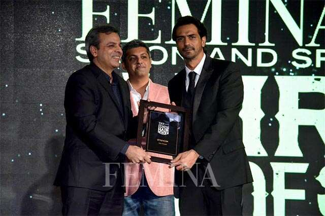 Deepak Lamba, CEO, Worldwide Media and Arjun Rampal