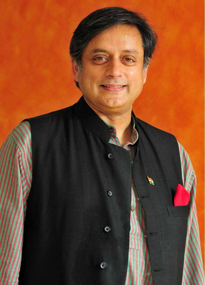 Femina - Shashi Tharoor on his new book