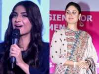 We were denied insurance for Kareena Kapoor Khan, claims Sonam Kapoor