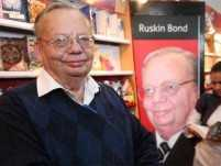 Literature Nobel for Bob Dylan not a right decision: Ruskin Bond