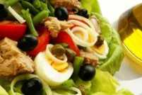 Eggs in salads can enhance vitamin E absorption