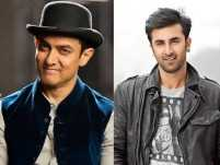Ranbir Kapoor is the best actor: Aamir Khan after watching 'ADHM'