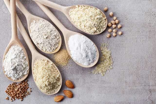 Why you need to switch to legume flours