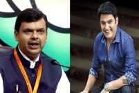 Kapil Sharma replies to Maharashtra CM Devendra Fadnavis' tweet