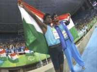 Rio Paralympics: Mariyappan wins gold, Varun bronze in high jump