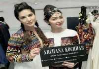 Sunny Leone, Reshma Qureshi take to New York Fashion Week ramp