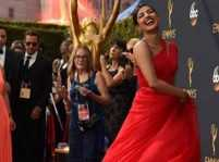 Priyanka's twirling gown at Emmys gets mocked