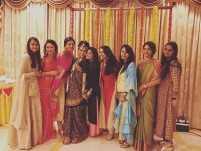 Actress Manasi Parekh glows at her baby shower