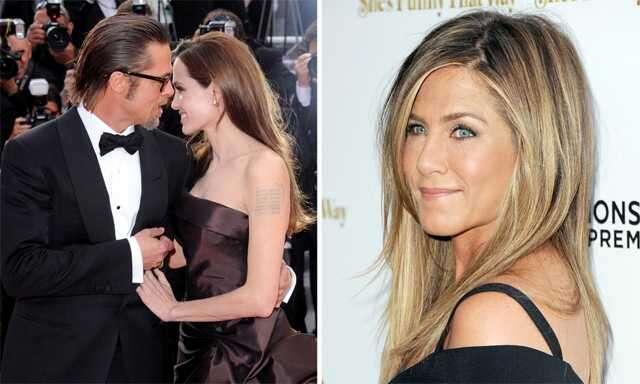 Why Jennifer Aniston trended as Brangelina broke up