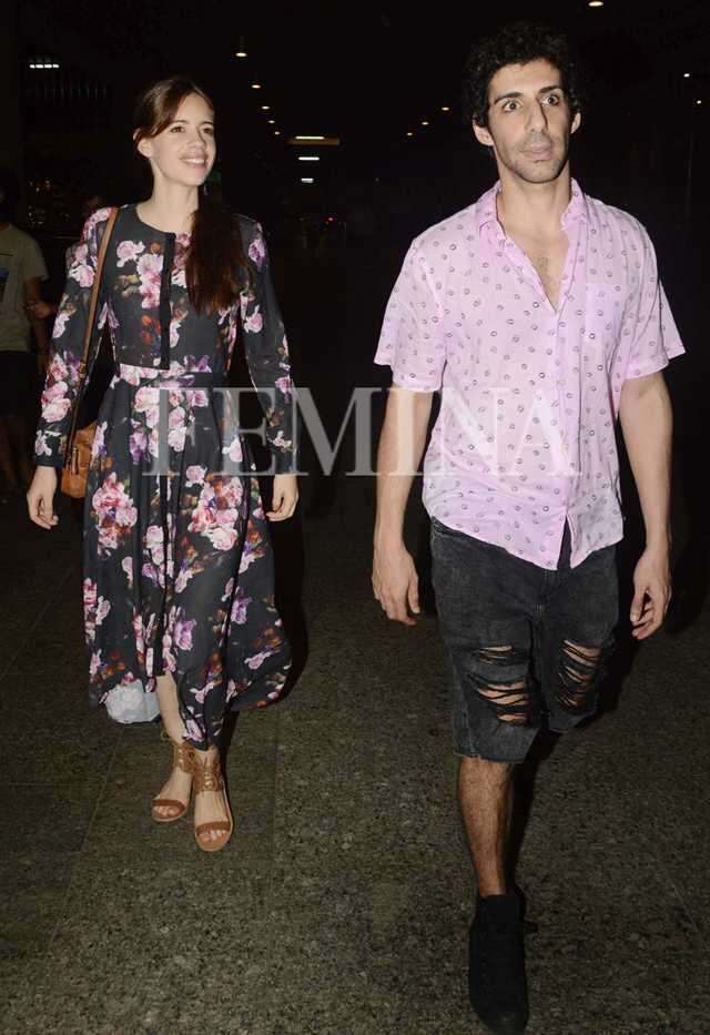 Kalki Koechelin and Jim Sarbh make a picture-prefect couple
