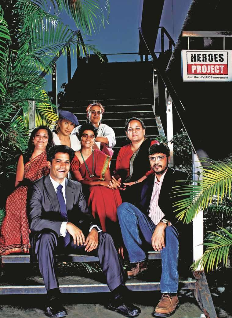 Parmeshwar Godrej's Heroes Project