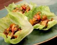 Recipe: Vegetarian Lettuce Wraps