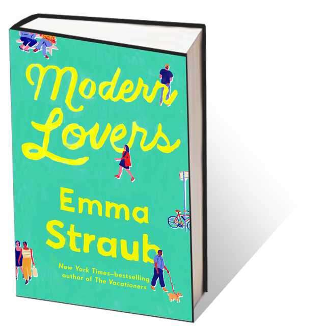 Book review: Modern Lovers