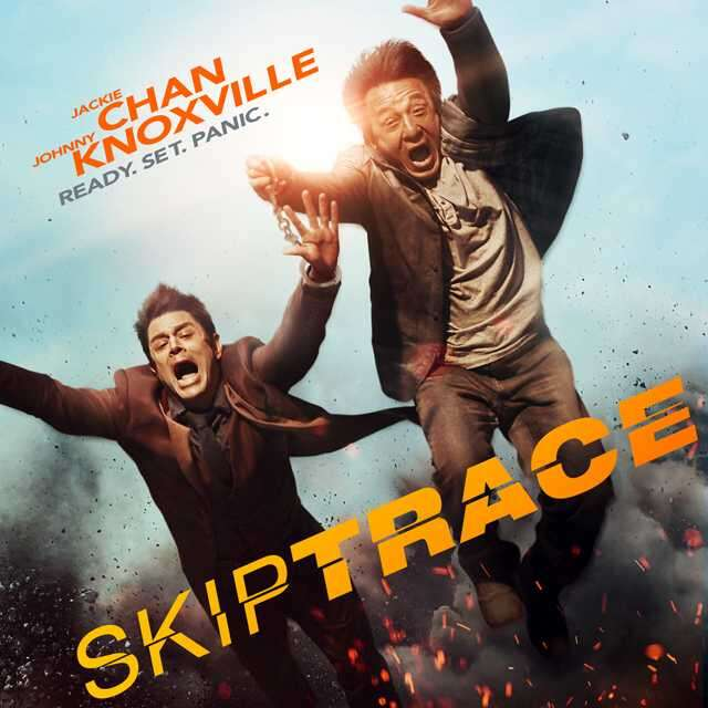 Movie Review: Skiptrace