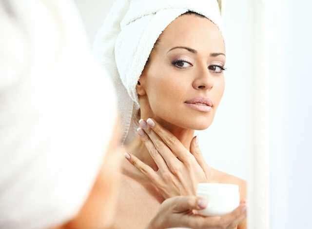 skin moisturiser