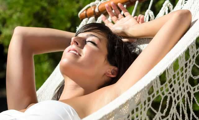 soothing sunburns