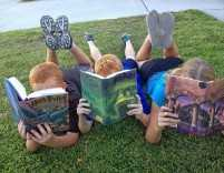 Kids now are better readers than those 10 years ago!
