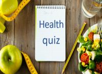 Quiz: Are you healthy?