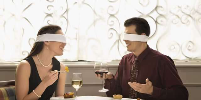 Blind date sex video in Melbourne