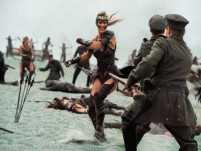Here's how 'Wonder Woman' beach battle scene was shot