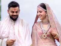 Watch: Virat Kohli croons this classic number for wife Anushka Sharma during their wedding festivities