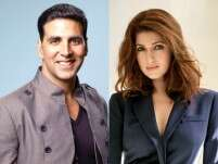 Twinkle Khanna: Akshay not the first choice for Padman
