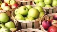 Eating apples, tomatoes can keep your lungs healthy