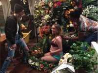 'Grey's Anatomy' stars spoof Beyonce's pregnancy photo