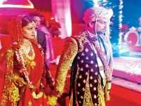Rajasthani royals jaisi shaadi for Neil Nitin Mukesh and Rukmini Sahay