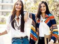 Spotted! Look what Sonam Kapoor and Rhea Kapoor were doing in Austria