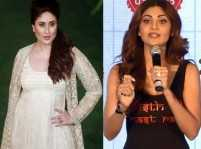 Can empathise with Kareena Kapoor, says Shilpa Shetty