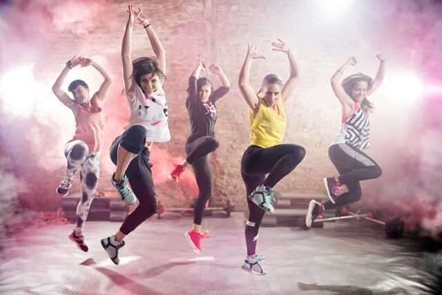 zumba dance health benefits